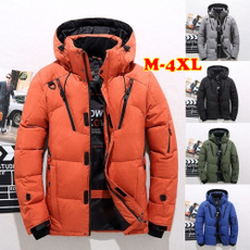 snowcoat, Jacket, hooded, Outerwear