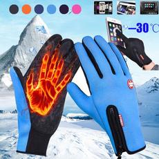 Touch Screen, Winter, Waterproof, ridingglove