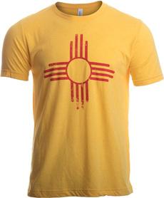 Mens T Shirt, whitecottonshirt, Mexico, Graphic T-Shirt