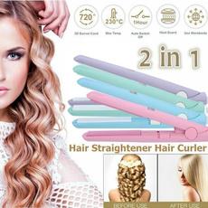 Mini, Hair Straighteners, Beauty, ceramictourmalineplate