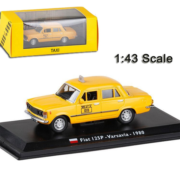 taxi, Collectibles, carmodel, varsavia