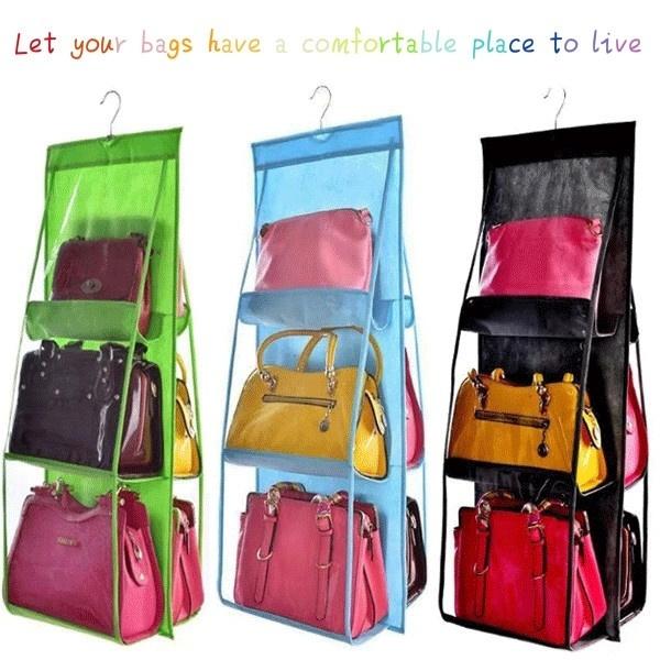 Storage, Pocket, backpackorganizer, Closet