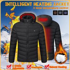 snowcoat, clothingforwinter, usb, hoodedjacket