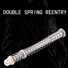 airsoft', recoilrod, Spring, doublespringreentry