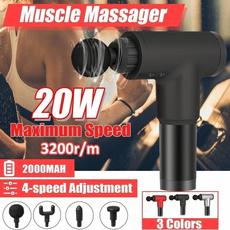 Muscle, Necks, musclemassager, Fitness