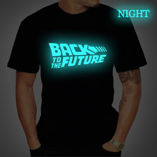 Shorts, Cotton, Cotton T Shirt, backtothefuturetee