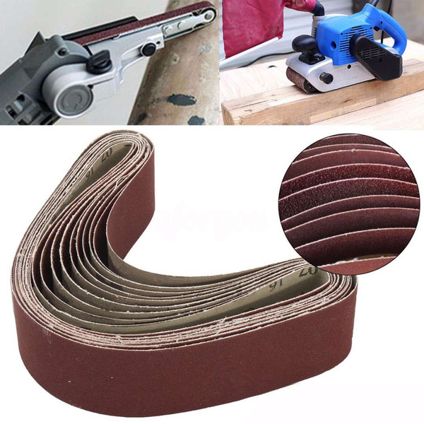 sandingaccessorie, sandingbelt, abrasivebelt, 60gritsandingbelt