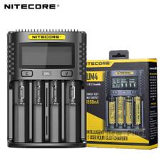 um4, nitecore, Battery Charger, originalnitecoreum4