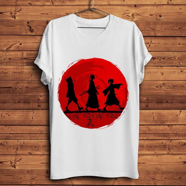 japananimetshirt, Fashion, Men, Japanese