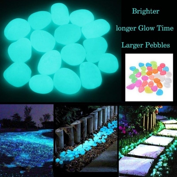 Decor, Garden, Glow, fishtankstone