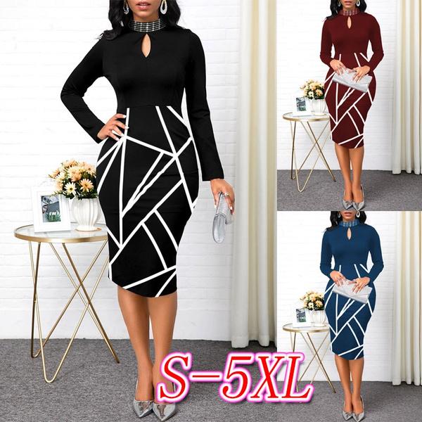 printeddres, sleeve dress, Sleeve, highwaistdres