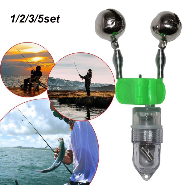 rodtipclamp, bitealarm, Bell, Sporting Goods