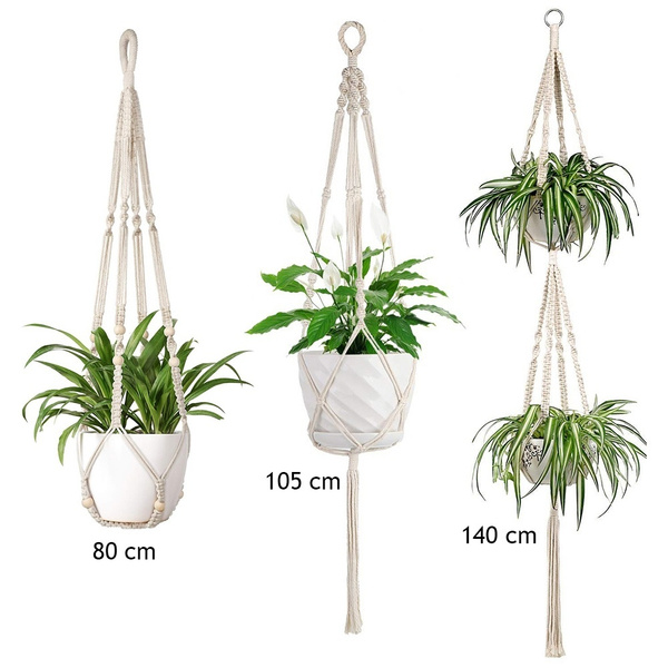 Plants, Hangers, planthangermacrame, Garden