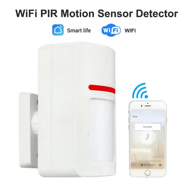 pirdetector, burglaralarmforhome, wifiinfraredmotiondetector, homesecurity