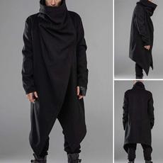 irregulartop, Goth, Coat, Winter