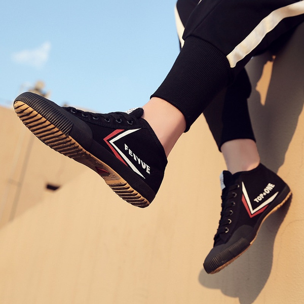 blackshoesboot, kungfushoe, Boots, kungfu