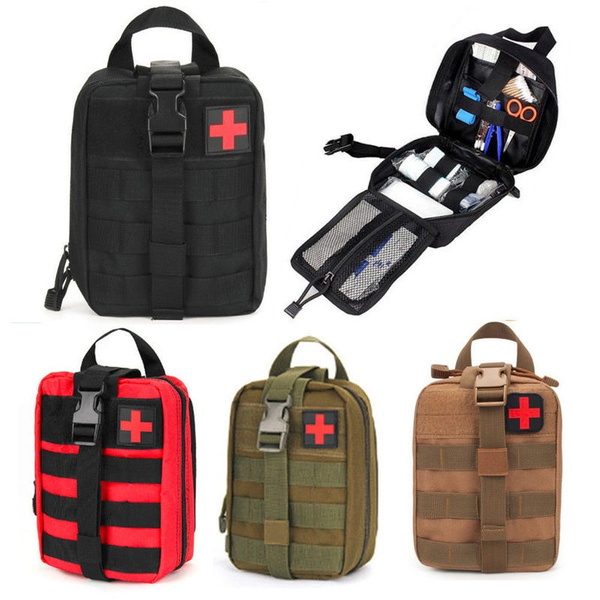 First Aid, Hunting, medicalbag, Travel