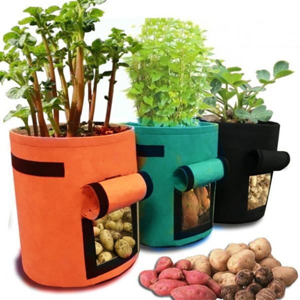 vegetabletreegrowingbag, growbag, growbagorganizer, Garden
