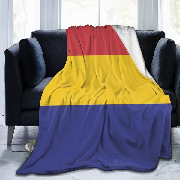 Fleece, bedblanket, sofablanket, antiwrinkle