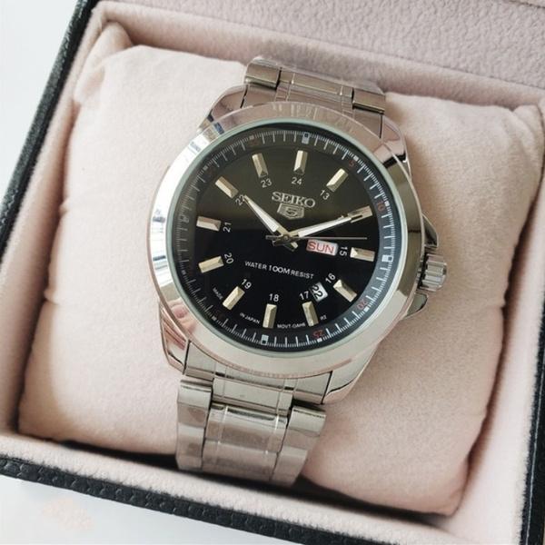 Steel, Fashion Accessory, quartz, classic watch
