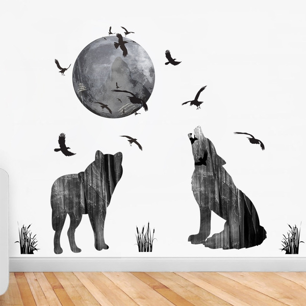 art, Home Decor, Stickers, Wallpaper