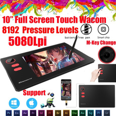 Touch Screen, lcd, art, Tablets