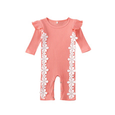 babygirlsfloralromper, Body Suit, Baby, Floral