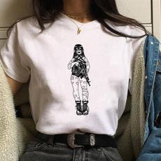 Hip-hop Style, Summer, o-neck, #fashion #tshirt