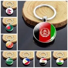 turkey, flagkeychain, Key Chain, Jewelry