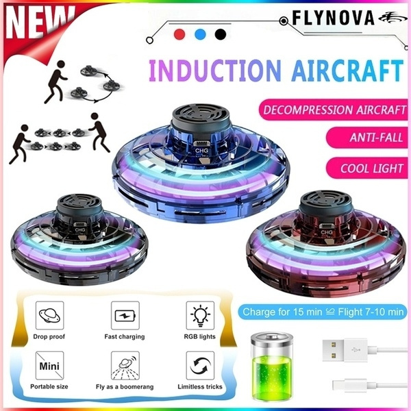 Mini, dronesforkid, Toy, led