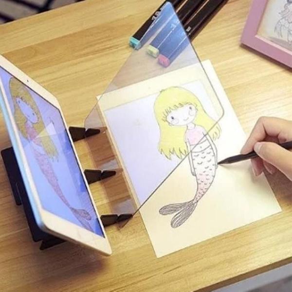 drawingtool, art, projection, leddrawingboard