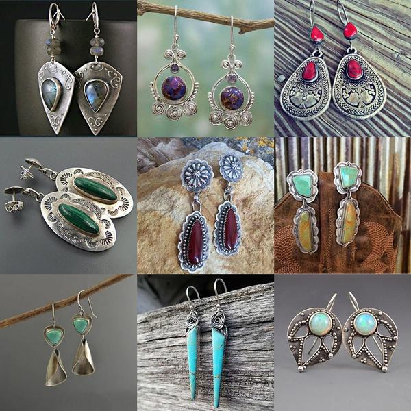 bohemia, ethnicjewelry, Turquoise, Fashion