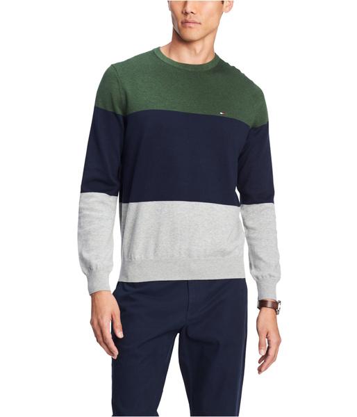 Fashion, Sweaters, Men, colorblock