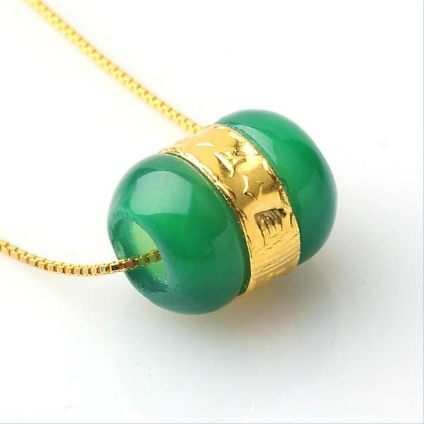 Jewelry, gold, opals, hetianjade