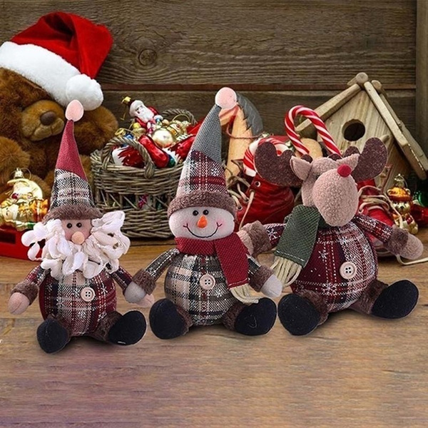 snowman, Christmas, Gifts, christmastreehanging