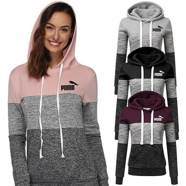 womensporthoodie, women pullover, hooded, Sleeve