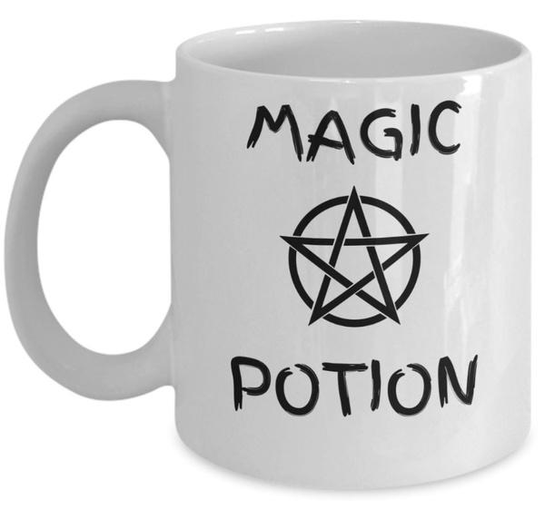 Funny, Coffee, potion, Magic