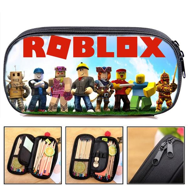 Personalised Roblox Pencil Case Girls Boys Bag School Stationary Birthday Gift
