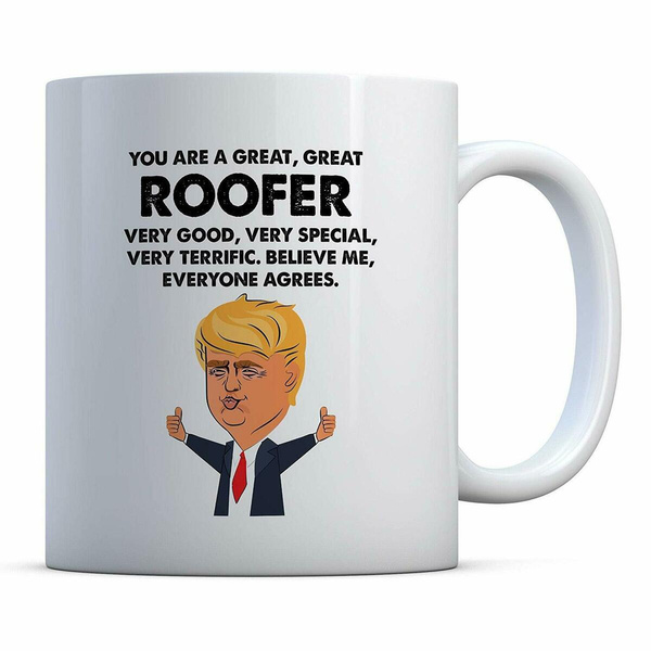 Funny, Coffee, roofer, Gifts