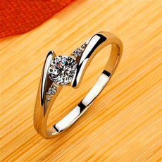 925sterlingsilverjewelry, valentinedaygift, DIAMOND, Jewelry
