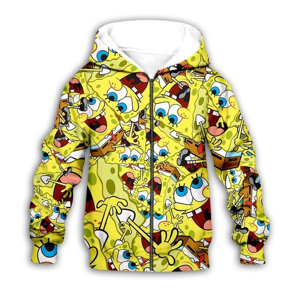 cute, Fashion, kids clothes, Sponge Bob