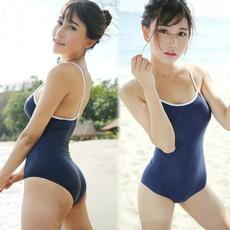 sukumizu, women swimsuit, onepiece, Sexy Swimwear