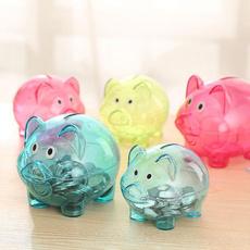 Box, pigpiggybankmoneyboxcoinsavingbox, lovely, coinpiggybank