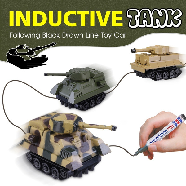 Mini, Toy, Tank, knowledge