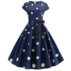 Summer, Plus Size, Dress, Floral dress