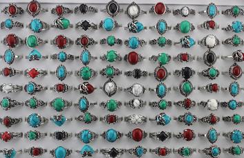 Jewelry, Assorted, Rhinestone, naturalstone