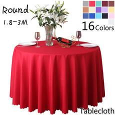 weddingparty, decoration, Spandex, roundtablecloth