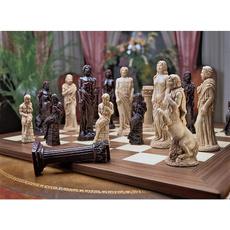 Statue, Greek, Chess, homefurnitureanddecor