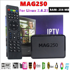 mag250, tvbox4k, Fashion, mediabox