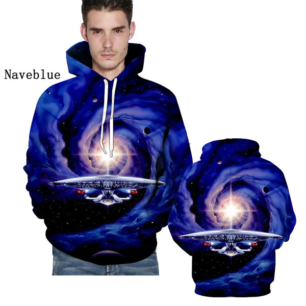 hooded, Star, Long Sleeve, Tops